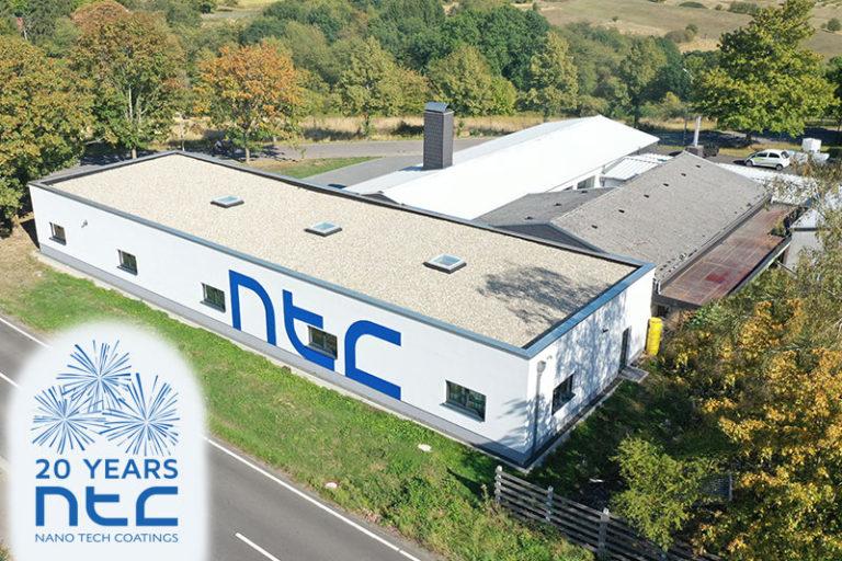 20 Years NTC